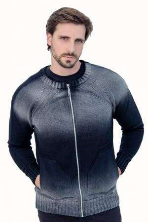 Ref.09 casaco 100% algodão estonado